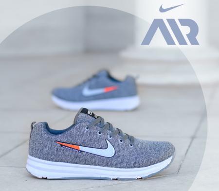 کفش مردانه Nike مدل Zoom.X (طوسی)