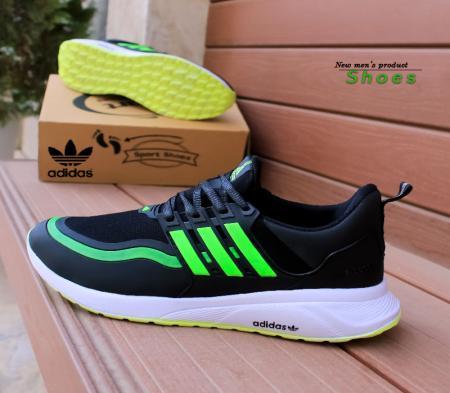 کفش مردانه Adidas مدل Ultra (مشکی سبز)